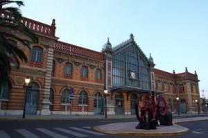Estacion del tren de Almería